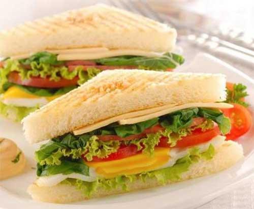 Resep Membuat Sandwich Untuk Bekal