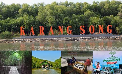 Pertamina Bersih-bersih Pantai Karangsong