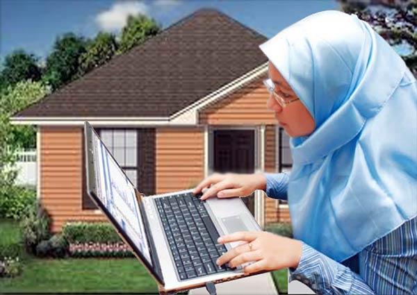 Ibu Rumah Tangga dan Teknologi Informasi