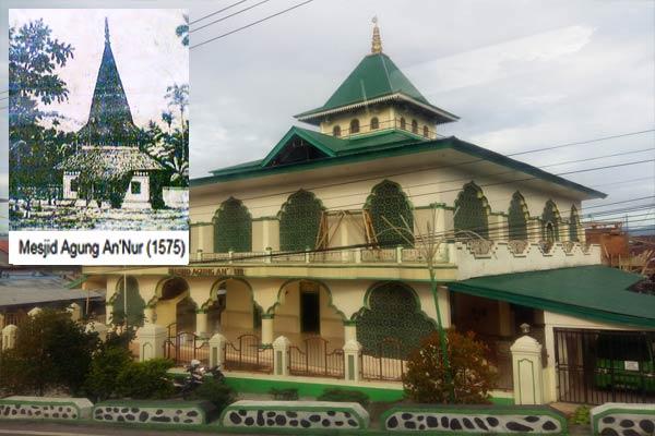 Masjid An Nur Batu Merah
