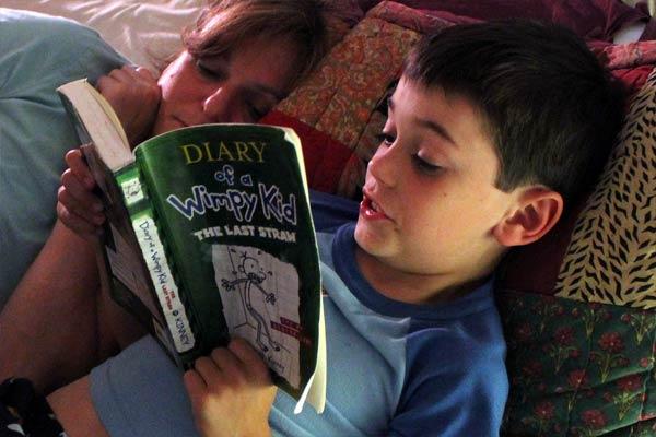 Anak Berhak Mendapat Cerita