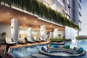 Apartemen di Makassar
