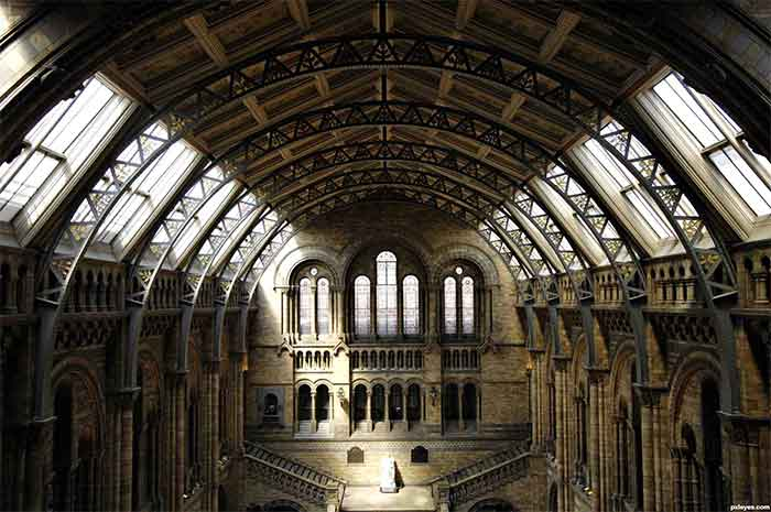 Revolusi Gaya Arsitektur