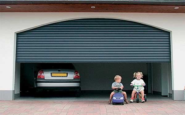 garasi aman dan nyaman