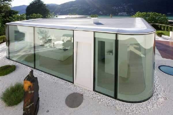 Rumah kaca unik