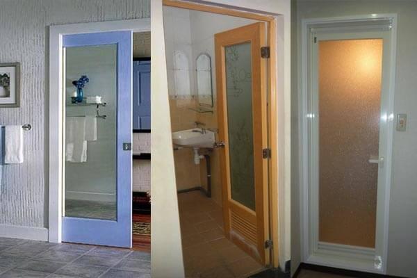Mengenal Material Pintu Kamar Mandi Lentera Rumah