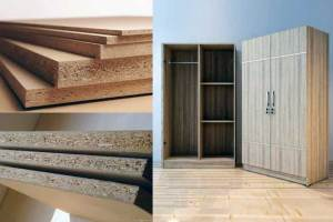 Lemari Particle Board