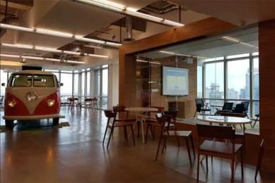 Arsitektur Modern Minimalis di EF Center