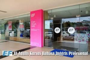 Kursus Bahasa Inggris Dewasa EF Adults