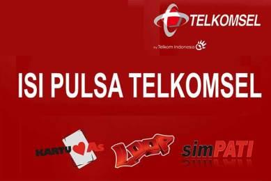 Isi Ulang Pulsa Telkomsel