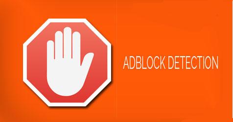 Script Anti AdBlock Dapat Mengurangi Visitor