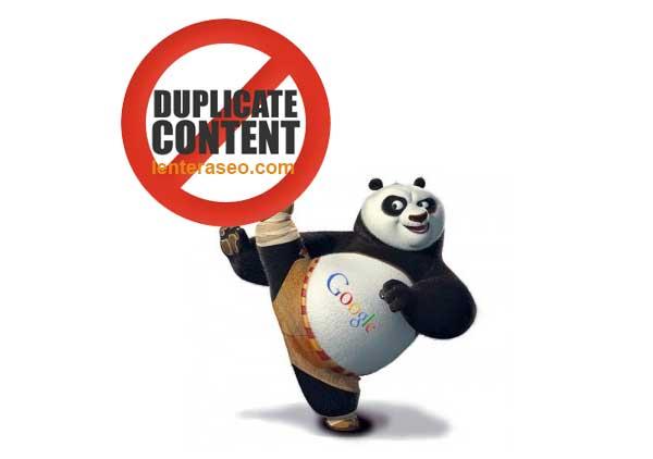 Duplikat Konten Aman Dari Penalti Google