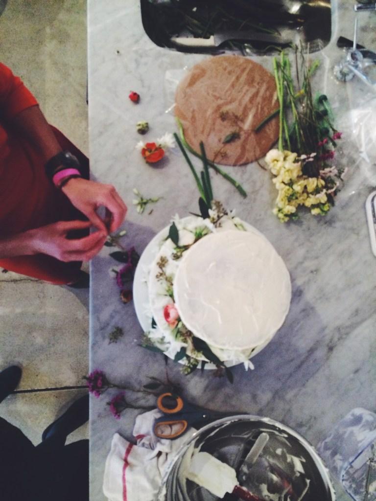 Coming Together - Hummingbird Cake