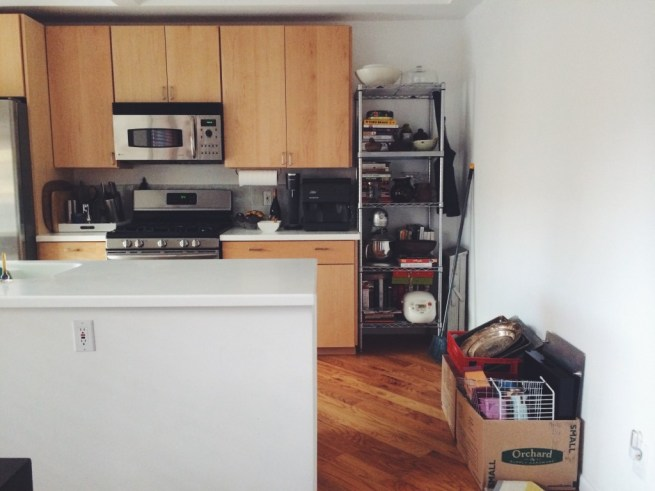 TheWOrk in Progress Kitchen