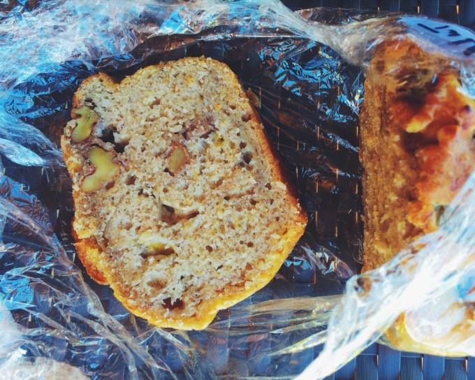 Lorraine's Banana Nut Bread