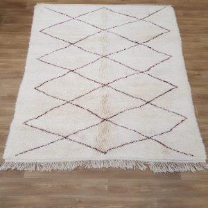 tapis berbere mrirt fait main l