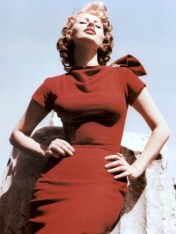 Sophia Loren (circa 1950s)