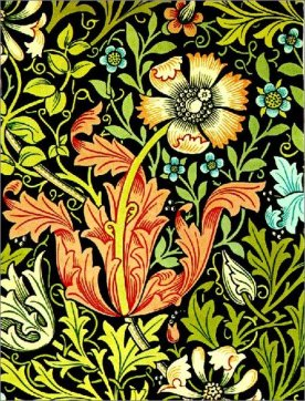 william-morris-wallpaper-s
