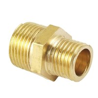 PNEUMATIC BRASS PIPE FITTINGS & ADAPTERS | Lenz