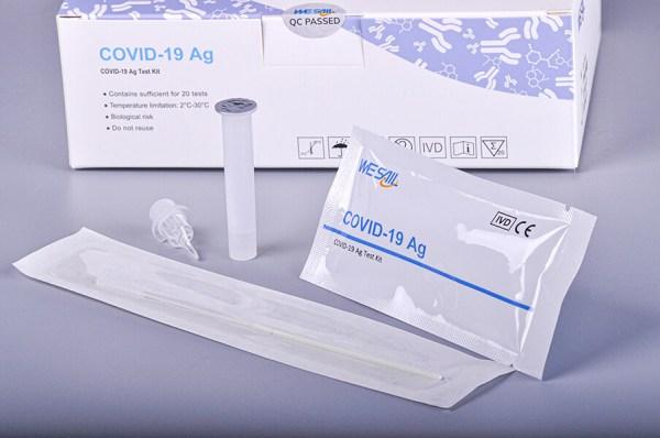 COVID-19 Antigen Test Kit 20er Set