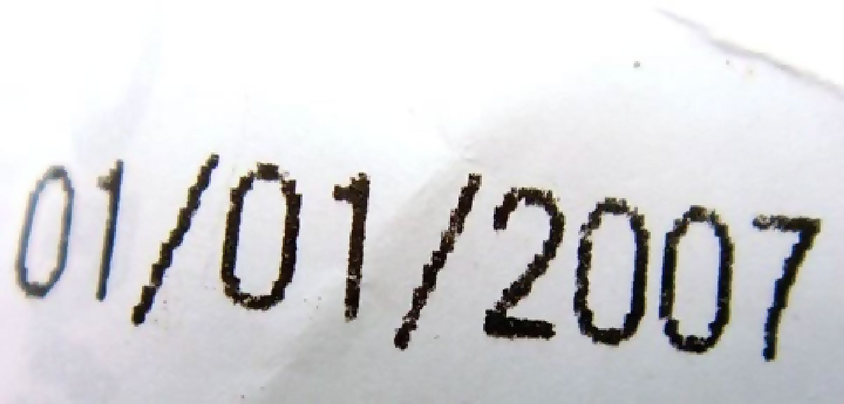 Bienvenido al 2007
