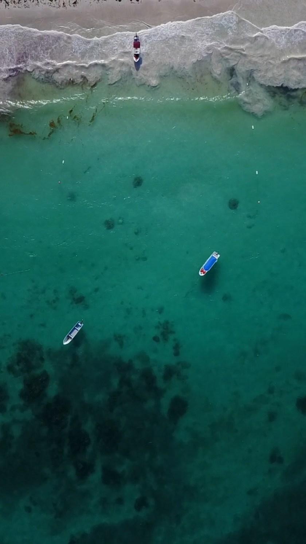 Barcos en Tulum