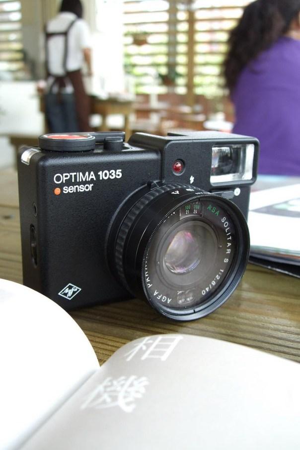 底片相機推薦: Agfa optima 1035 electronic - 獨立攝影師小呂