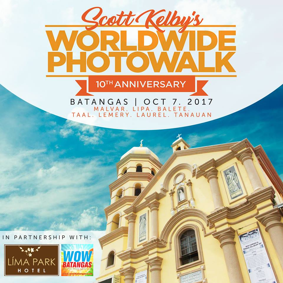 The 10th Scott Kelby PhotoWalk : The Great Taal Lake Loop