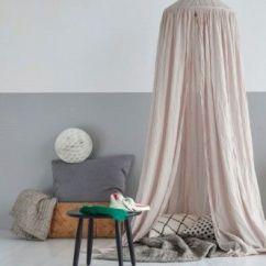 Plates To Hang On Kitchen Wall Barstools Leo & Bella | Numero 74 Cotton Canopy Single Light Pink Powder