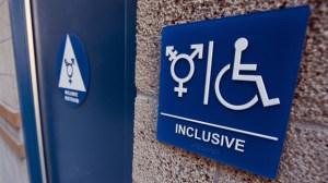 Washington: Women's Bathroom Open To Men