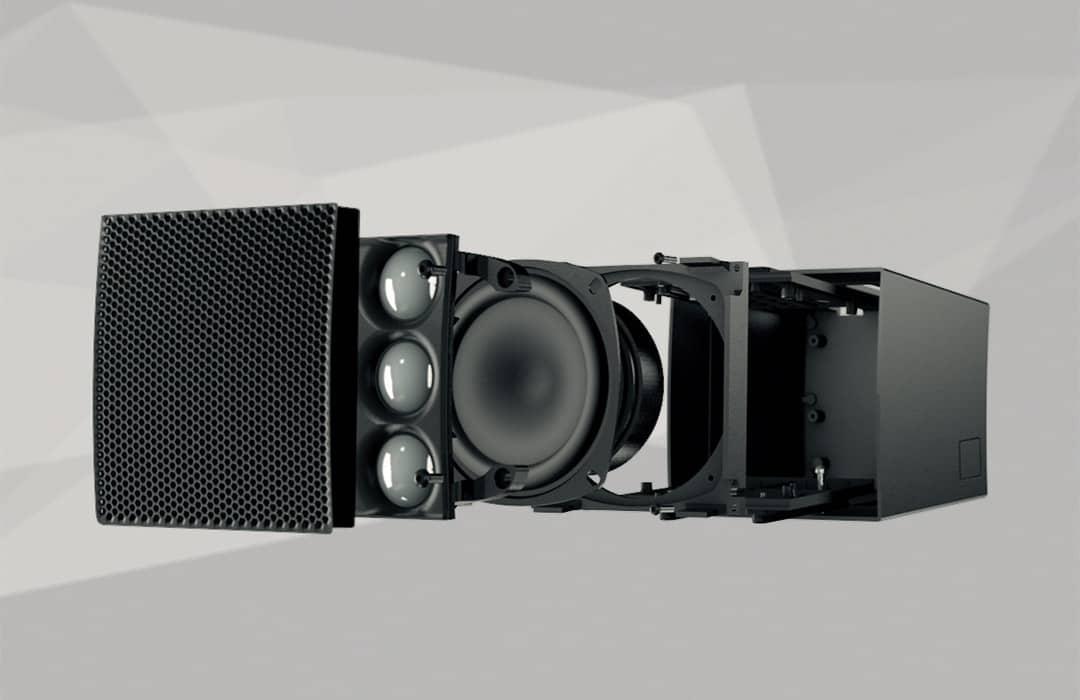 LD Curv 500 Systemen Leo Audio