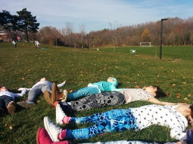 Outdoor recess