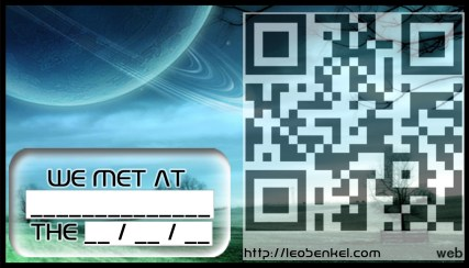 Business Card - version 0 - face 2