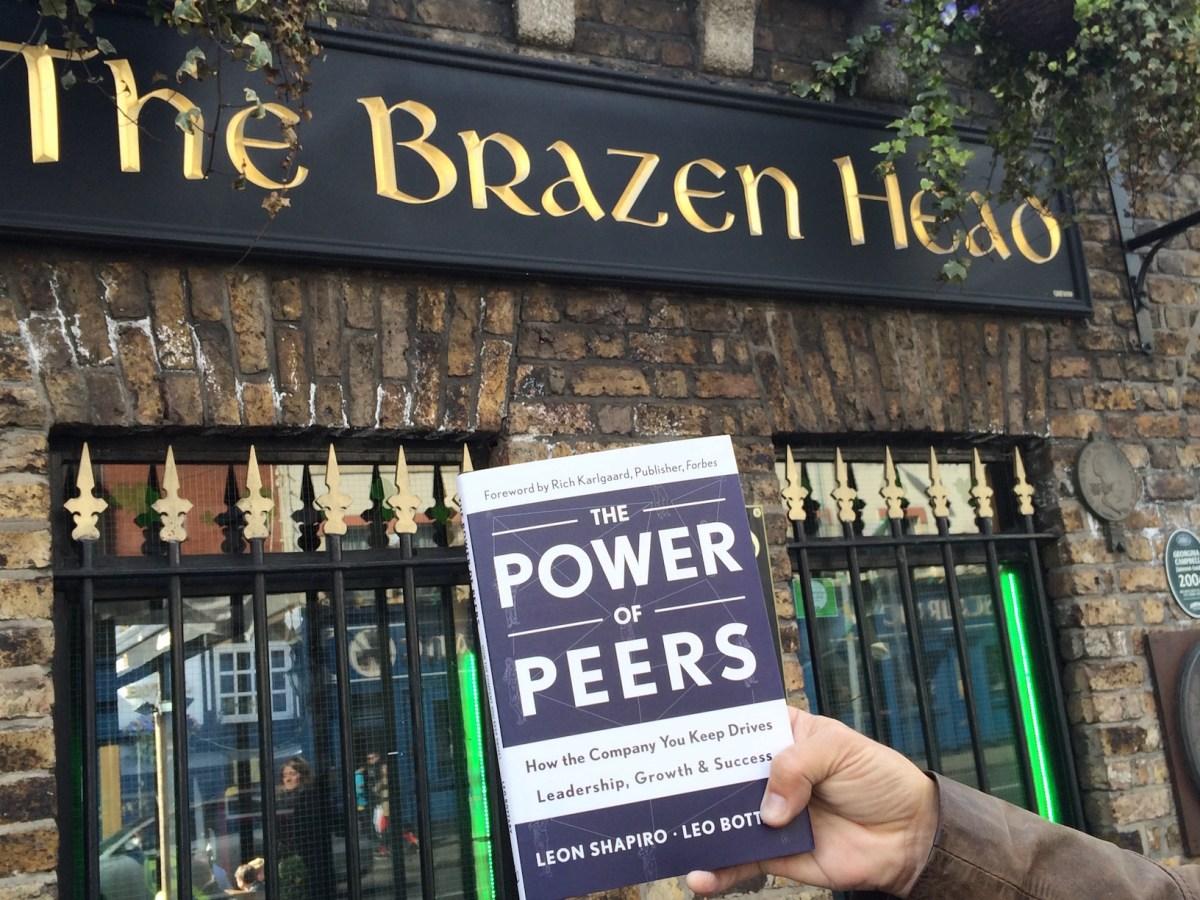 The Power of Peers Is Everywhere!