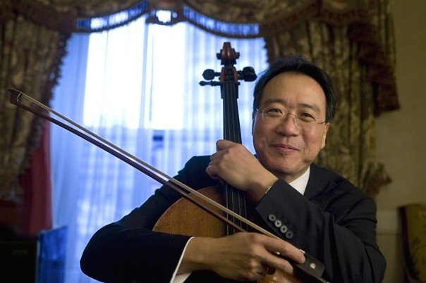 Yo-Yo Ma on the Power of Peers