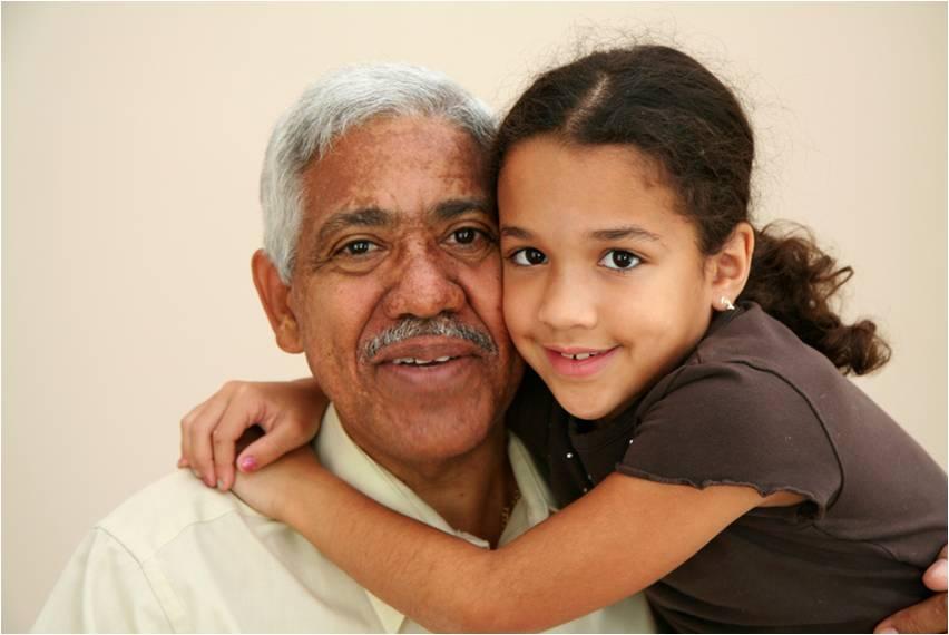 Are Kids and Seniors Peers?