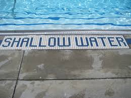 Stuck in the shallow end of the pool?