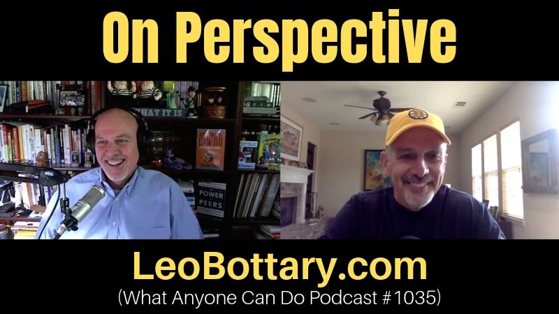 Leo & Randy On Perspective