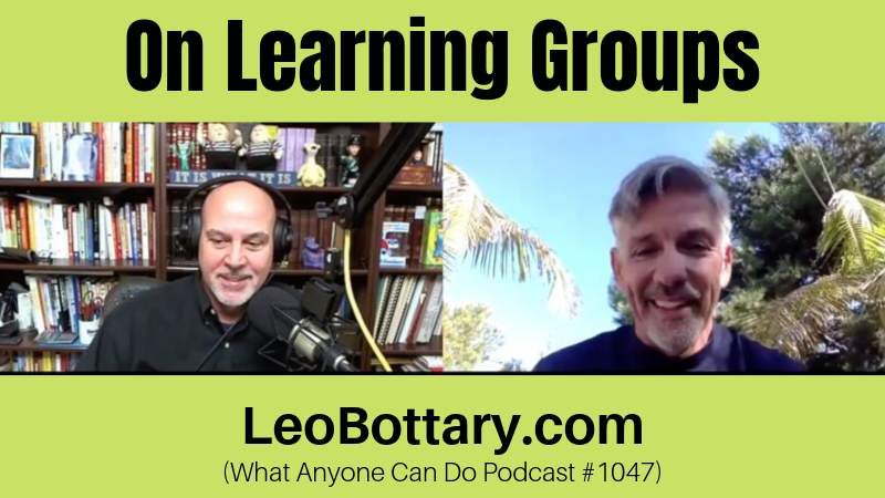 Leo & Randy On Learning Groups