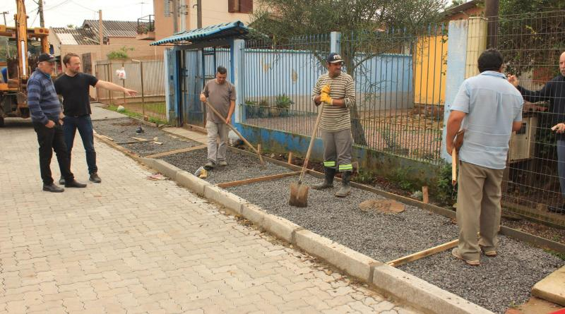 Obras da Guterres já melhoram a qualidade de vida da comunidade