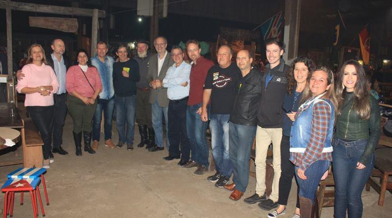 Semana Farroupilha Esteio 2017 – nossa participação com amigos