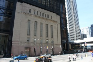 Toronto Stock Exchange Tower (1990)
