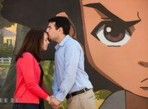 Washington DC Engagement Photo Session: Jessica + John