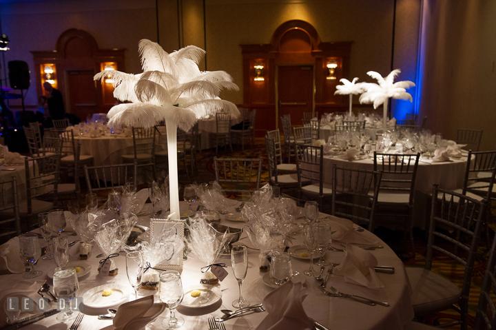 Marriott Washingtonian Center Wedding Kara  Connor