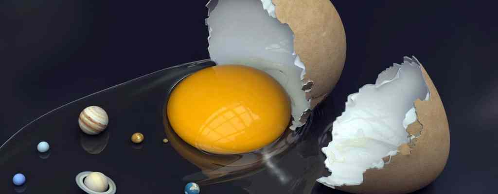 The Egg – A short story by Andy Weir
