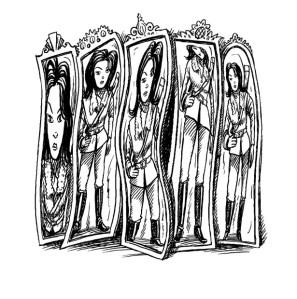 Adventure Island - Mirrors