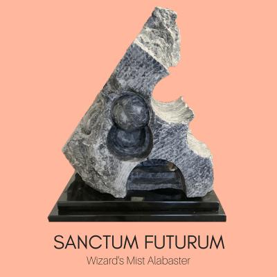 Sacred Spaces Sculpture Ailene Fields SANCTUM FUTURUM