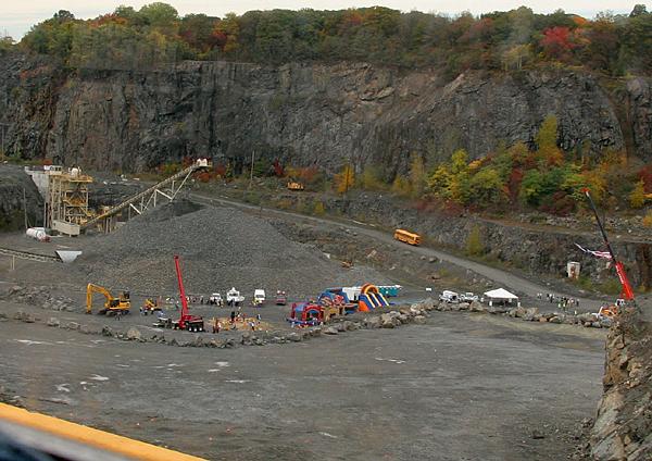 A View into the Quarry