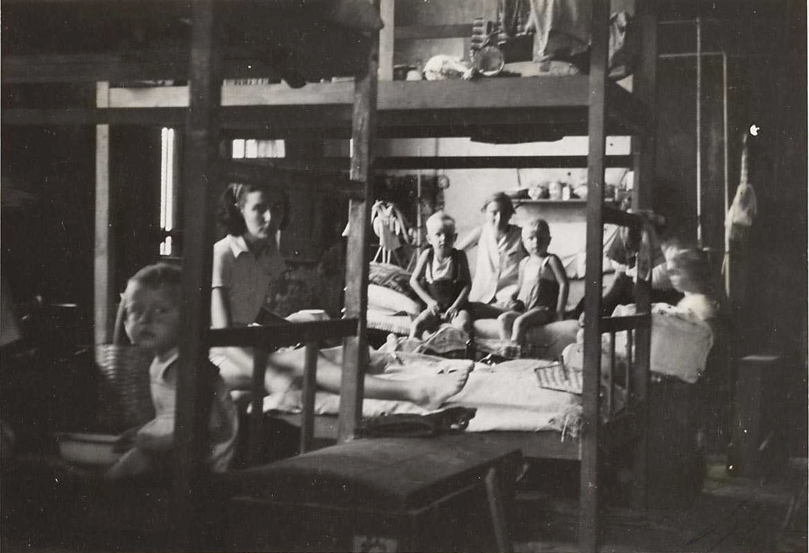 Living Conditions In Japanese Concentration Camps