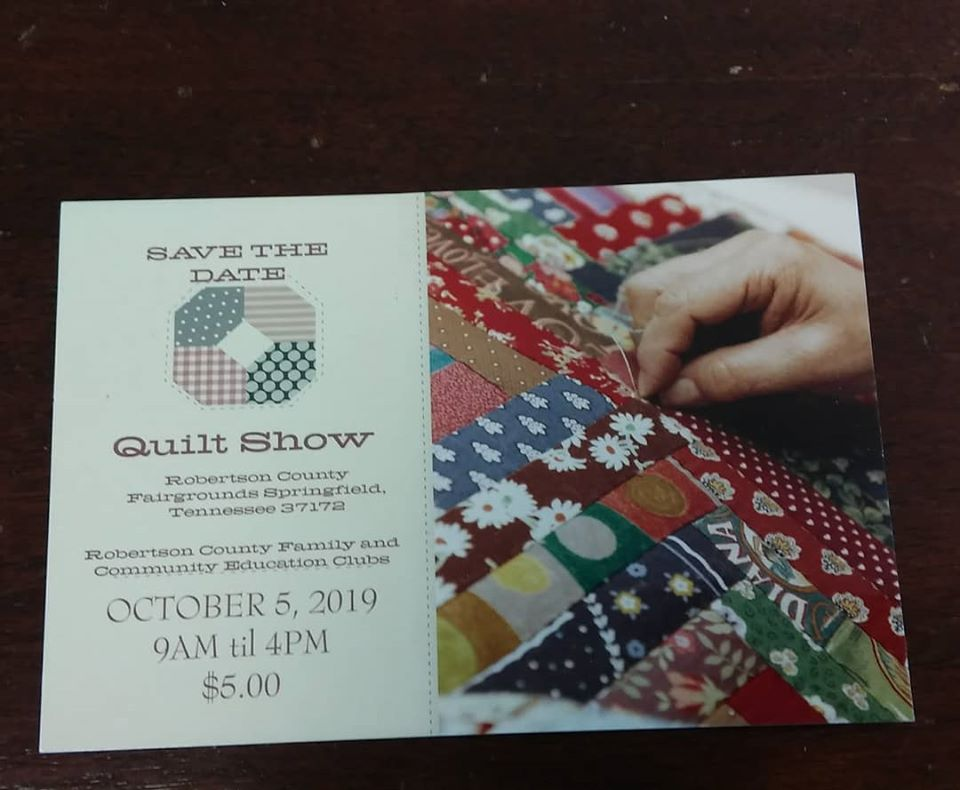 springfield quilt show